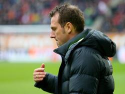Noch nichts klar zwischen Schalke, Augsburg und Weinzierl