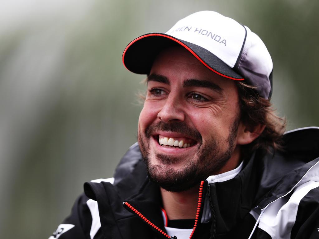 Fernando Alonso blieb in den vergangenen Jahren erfolglos