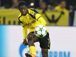 "Ousmane Dembélé könnte zum ""Golden Boy"" 2017 gekürt werden"