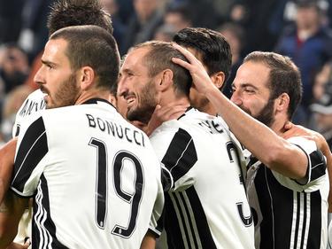 Juventus verteidigt die Tabellenführung in der Serie A