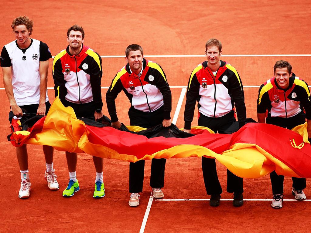 davis cup deutschland