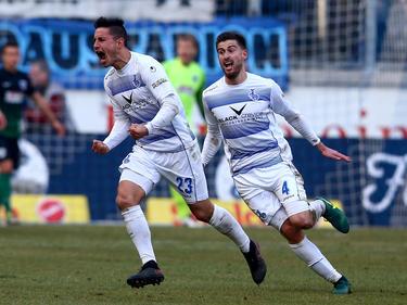 Der MSV Duisburg ist weiterhin auf Aufstiegskurs