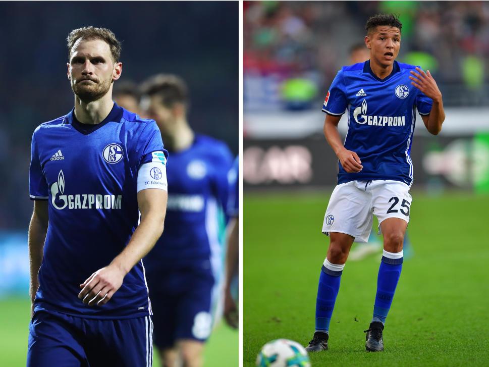 Schalke 04: Top-Abgang: Benedikt Höwedes; Top-Zugang: Amine Harit