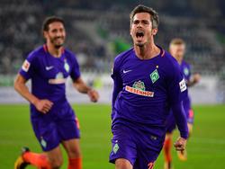 Fin Bartels köpfte den Ausgleich für Werder Bremen