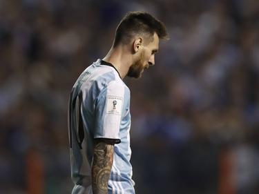 Lionel Messi droht das WM-Aus