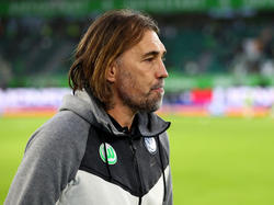Martin Schmidt weiß die positiven Aspekte des Unentschieden gegen Hoffenheim zu betonen