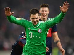 Sven Ulreich wurde für den FC Bayern in Stuttgart zum Matchwinner