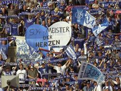 """2001 wurde der FC Schalke 04 zum """"Meister der Herzen"""""""