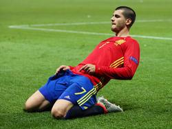 Álvaro Morata wird von zahlreichen Top-Klubs gejagt