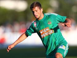 Andreas Kuen soll in Floridsdorf wieder zur Form kommen