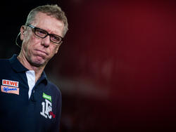 Peter Stöger wollte sich kein Urteil zum HSV erlauben