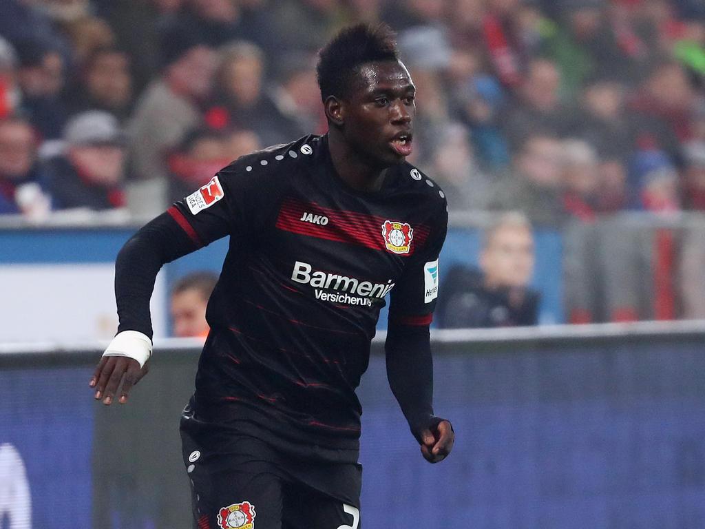Fußball: Danny da Costa wechselt von Leverkusen nach Frankfurt