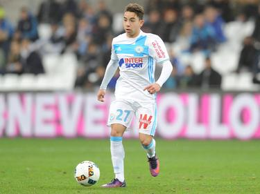 Maxime Lopez ha participado en 18 encuentros de la Ligue 1. (Foto: Imago)
