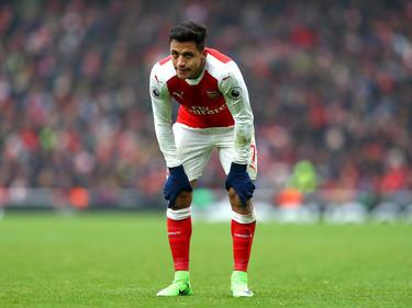 Die Zukunft von Alexis Sánchez beim FC Arsenal ist ungewiss