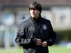 Joachim Löw richtet den Fokus voll und ganz auf die WM 2018