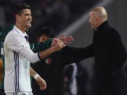Ronaldo no quiere relajación en la visita a la Costa del Sol. (Foto: Getty)