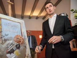 WM Auslosung: Klose bekommt prominente Unterstützung