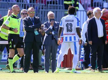 Die FIFA schaltet sich in den Fall Muntari ein