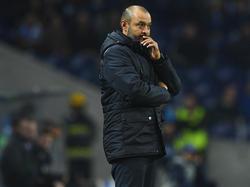 Nuno Espírito Santo muss den Trainerstuhl in Porto räumen