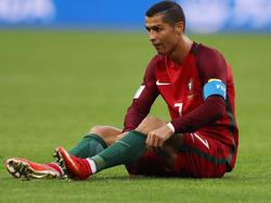 Cristiano Ronaldo sorgt derzeit für mächtig Gesprächsstoff