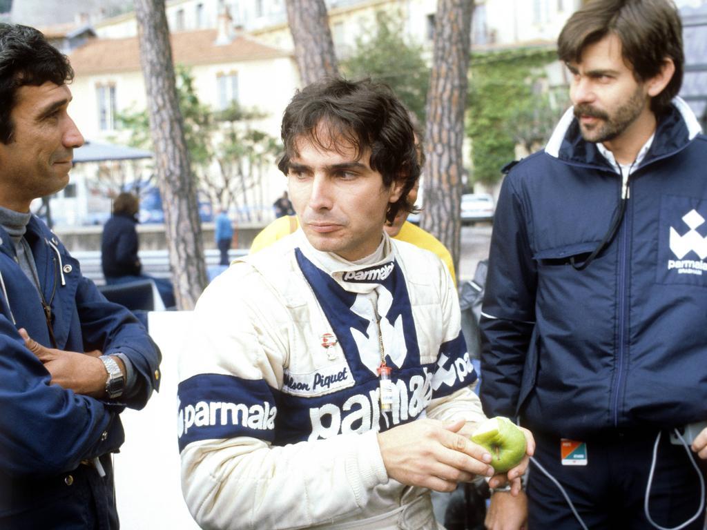 Nelson Piquet - 204 Starts
