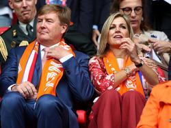 Das Königspaar wird nicht beim EM-Finale zugegen sein