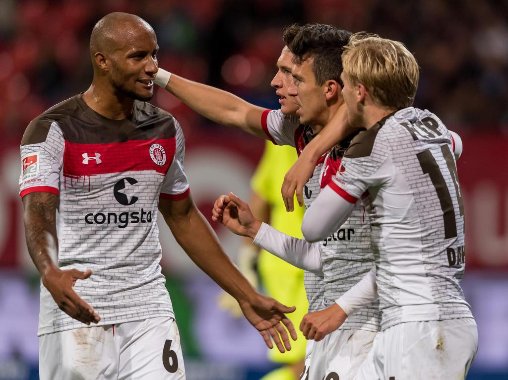 Die Minimalisten des FC St. Pauli siegen beim Club