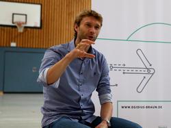 Simon Rolfes ist jetzt Unternehmer