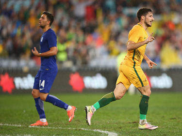 Leckies Siegtreffer für Australien fiel in Minute 93