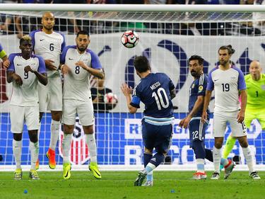 Lionel Messi will endlich ein Finale gewinnen