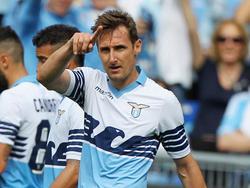 Miroslav Klose schließt eine Rückkehr nach Deutschland aus