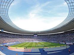 Hertha BSC plant eine neue Arena in Berlin