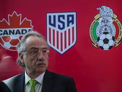 Mexikos Verbandschef Decio de Maria