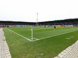 Im Holstein-Stadion kann am Wochenende gespielt werden