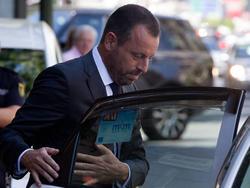 Schwere Zeiten für den früheren Barça-Boss Sandro Rosell