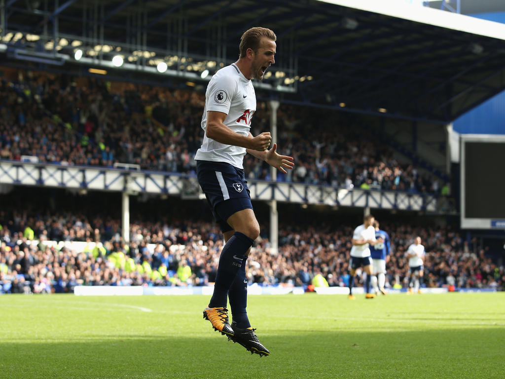 Harry Kane ist der Superstar bei Tottenham Hotspur