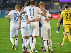 Der 1. FC Magdeburg ist auf dem Weg zurück zu altem Glanz