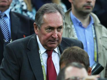 ...als Beobachter während der Europameisterschaft 2012. (14.06.2012)