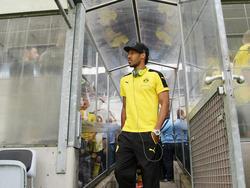 Pierre-Emerick Aubameyang reist zur Geburt seines Sohnes nach Dortmund