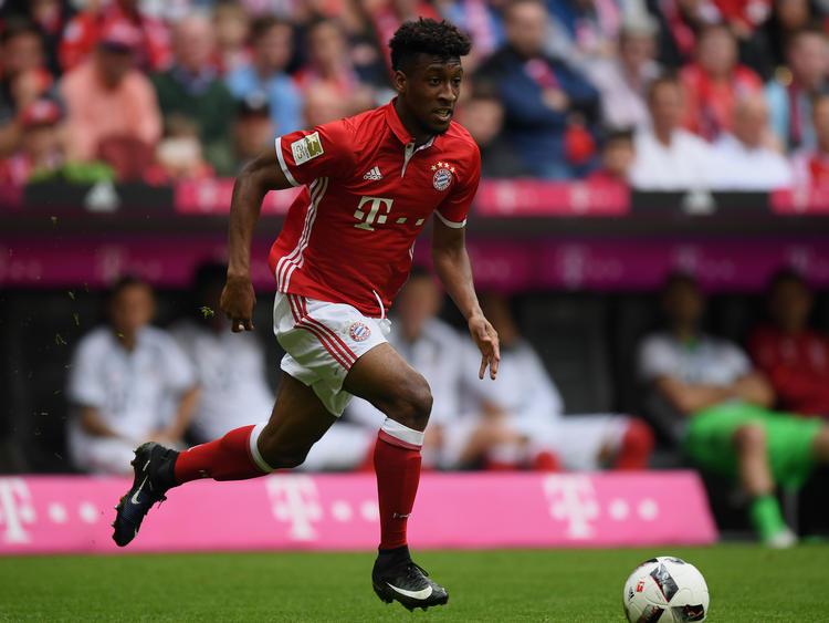 Kingsley Coman ist nun auch dauerhaft beim FC Bayern