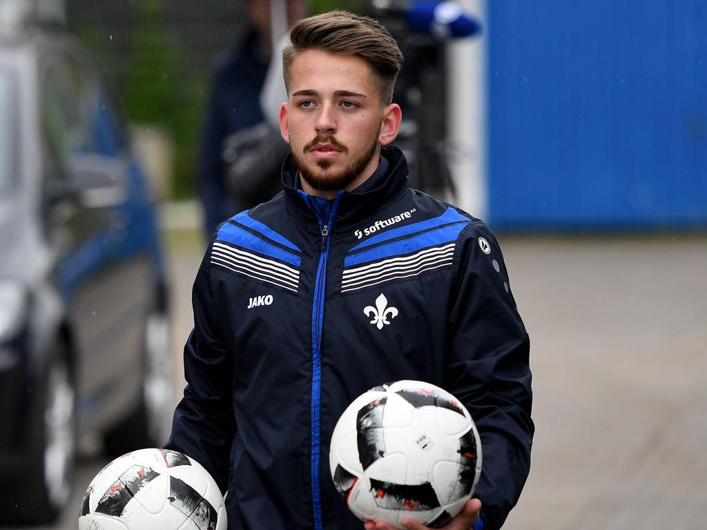 Fußball: Profiverträge für vier Talente des SV Darmstadt 98