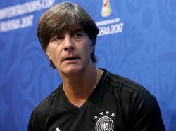 Joachim Löw will Spielern aus der zweiten Reihe eine Bewährungschance geben