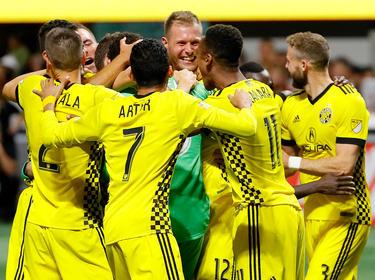 Columbus Crew SC schaffte überraschend den Einzug ins Halbfinale