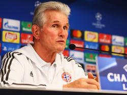 Jupp Heynckes will seine furiose Siegesserie mit den Bayern weiter fortsetzen