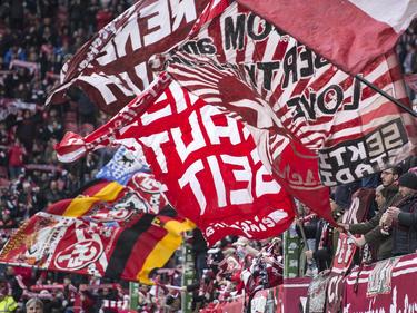 Einige Fans des 1. FC Kaiserslautern benahmen sich daneben