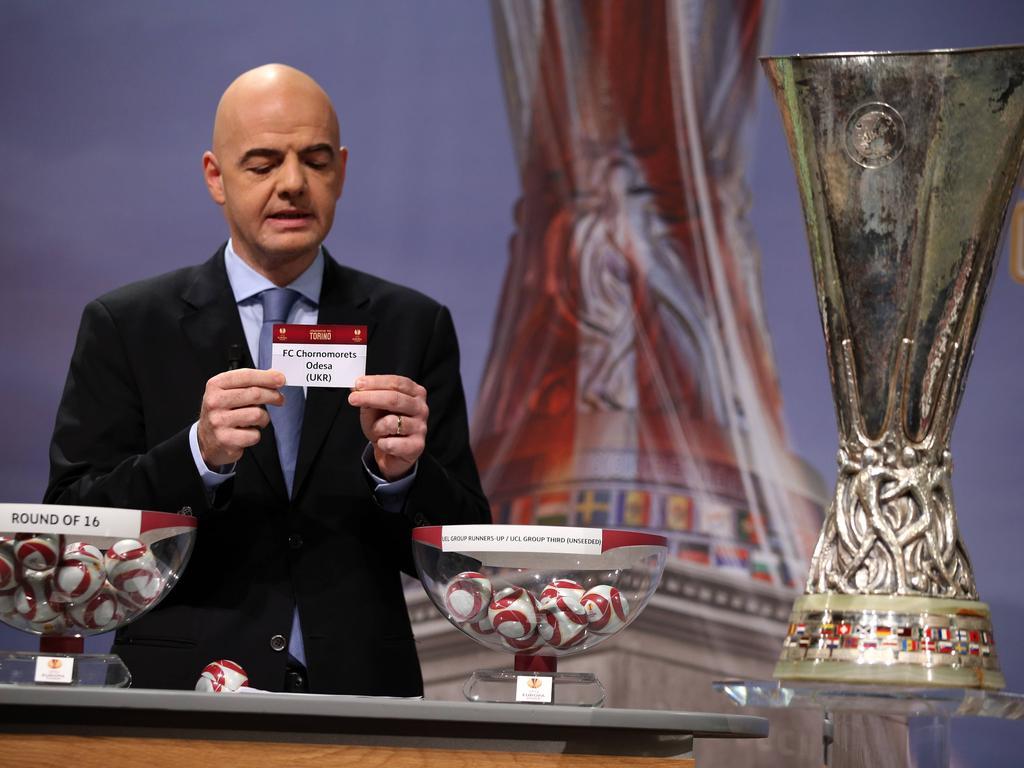 In Monaco werden heute die Gruppen für die Europa League ausgelost