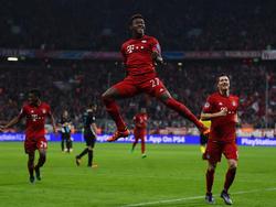 Neuer und Alaba sind in der UEFA-Mannschaft des Jahres