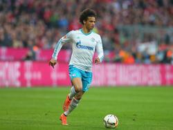 Kickt auch Leroy Sané bald im Bayern-Dress?