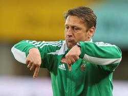 Zoran Barišić fühlte sich als Rapid-Trainer nicht immer richtig verstanden
