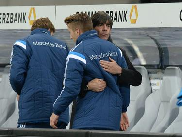 Jogi Löw sieht Marco Reus in Schlüsselrolle beim Confed-Cup
